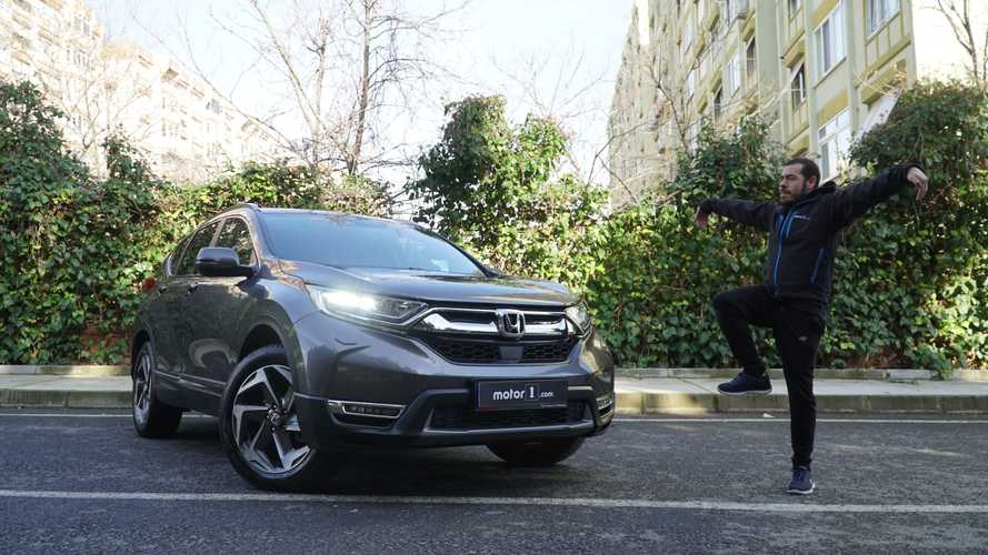 2018 Honda CR-V 1.5 Turbo Executive+ | Neden Almalı?