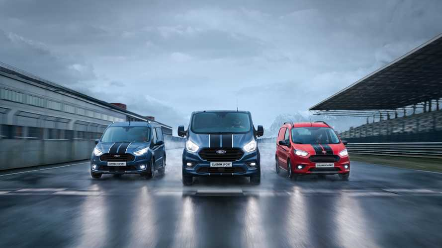 Ford Transit Sport, van sportivi crescono