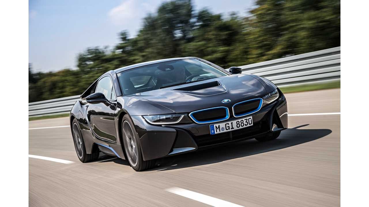BMW i8 High Resolution Wallpaper / Image Gallery