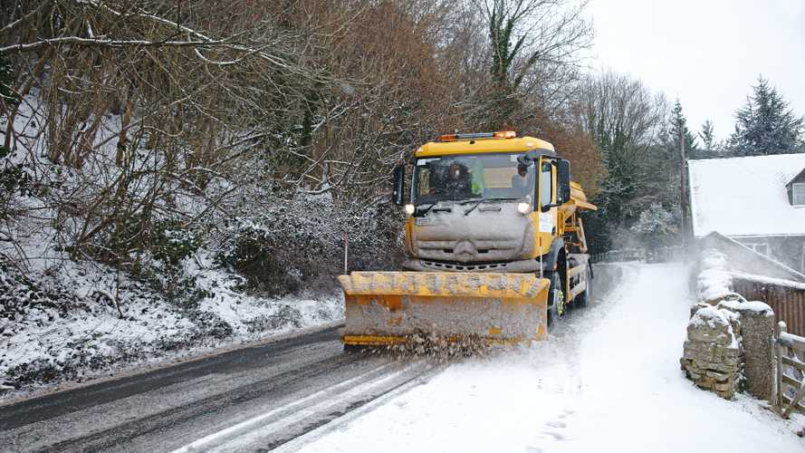 New-look fleet of gritters promises to battle cold this winter