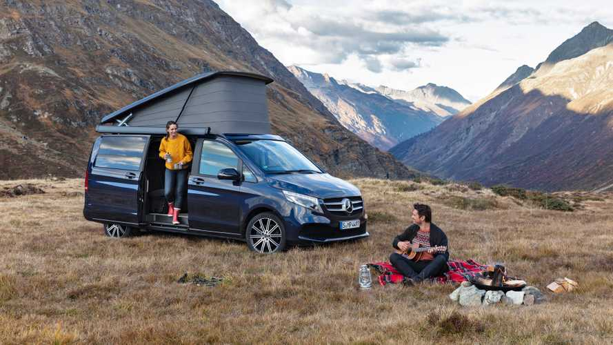 New Mercedes Marco Polo camper starts at £52,405