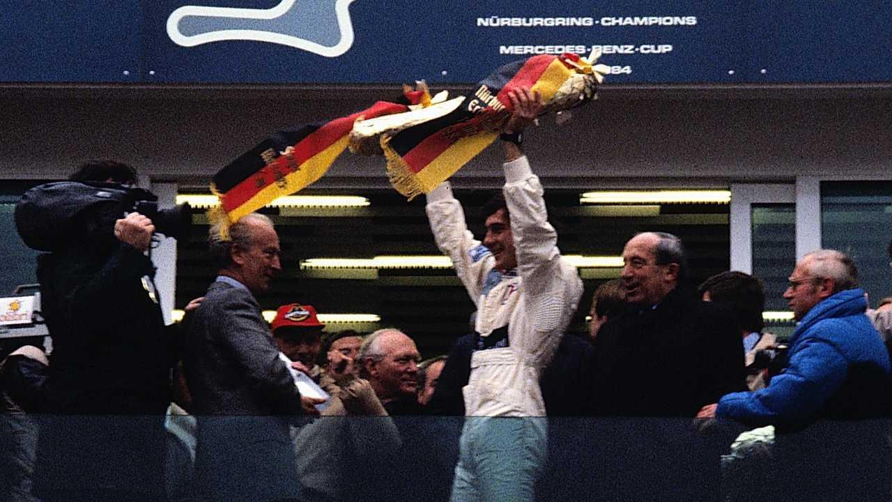 Mercedes-Benz 190E de Ayrton Senna