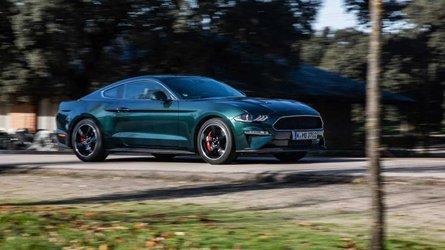 Prueba Ford Mustang Bullitt 2019: potencia americana