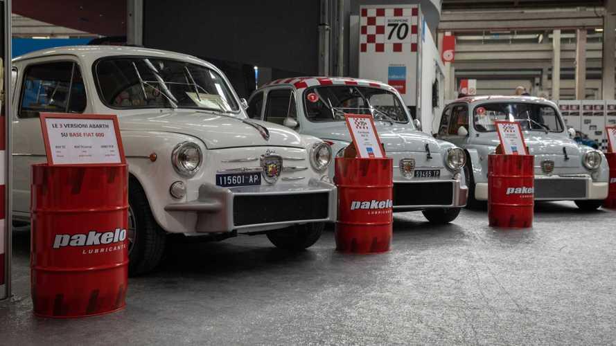 Automotoretrò, l'edizione 2019 festeggia i 70 anni di Abarth