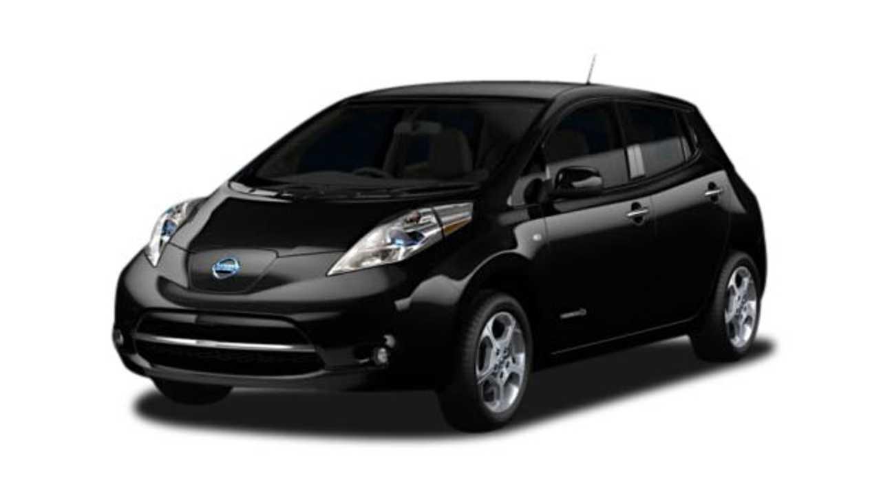 2013 Nissan LEAF - 2014s Arrive In December