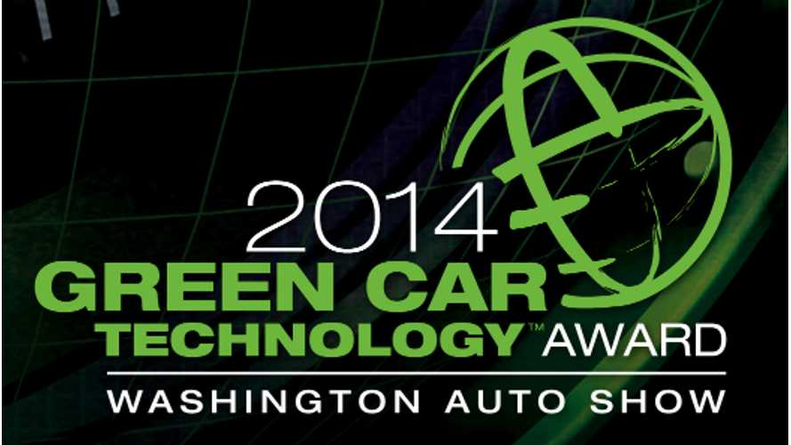 2014 Green Tech Awards: BMW i3 Passenger Cell & Cadillac ELR Regen Nominated