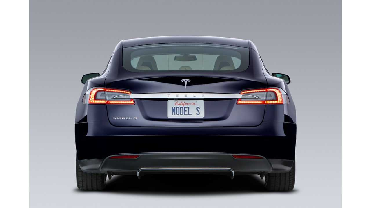 A Look Back At Quarterly Tesla Model S Sales in California in 2013