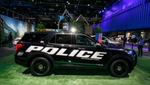 2020 Ford Police Interceptor NAIAS Live