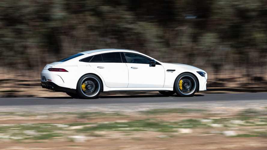 Mercedes-AMG confirme la GT 73, une hybride de près de 800 ch