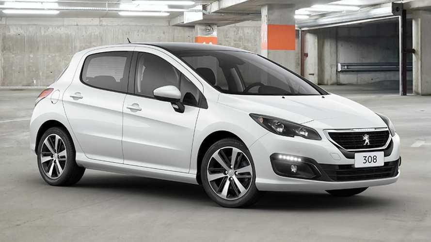 Peugeot 308 e 408 deixam de ser vendidos no Brasil