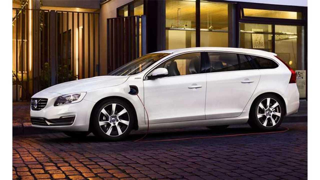 2014 Volvo V60 Diesel Plug-In Hybrid Headed to US?