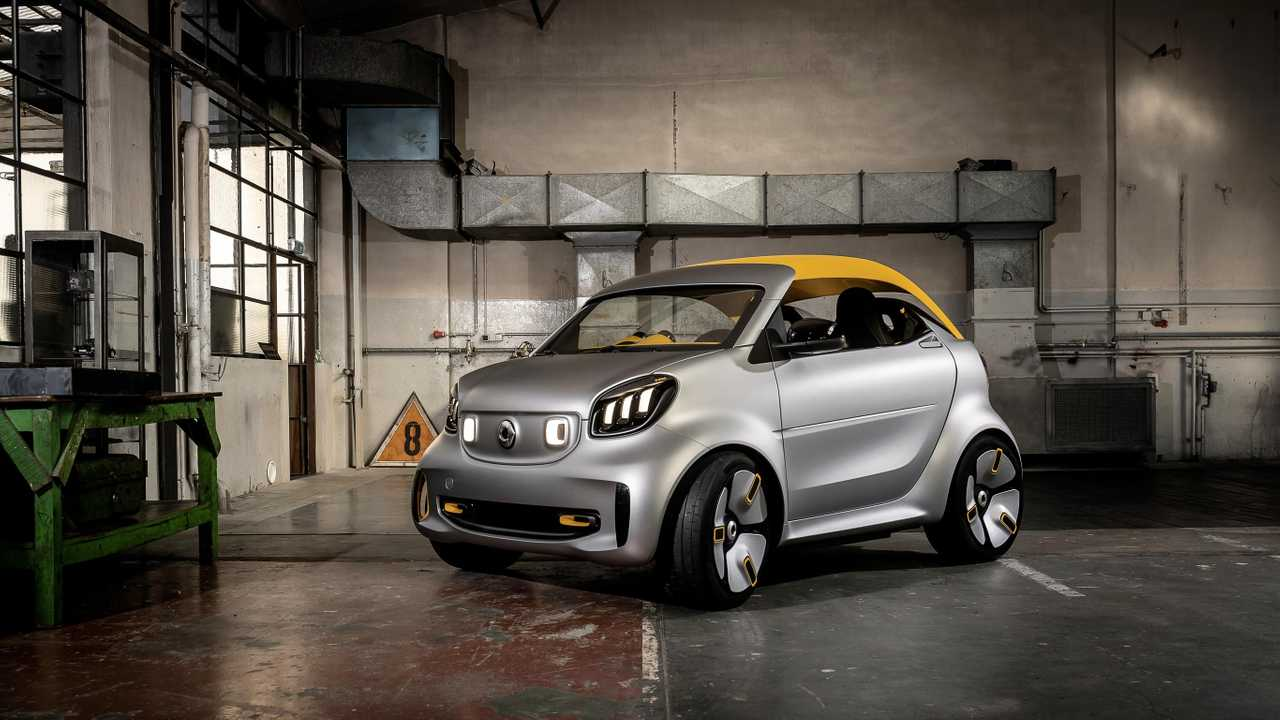 Smart's Switch To Short-Range Electric-Only May Not Be Sustainable