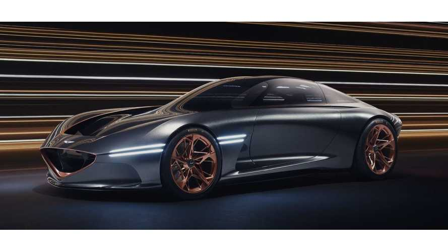 New Genesis Electric Concept To Debut In New York