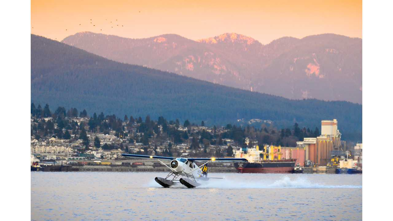 MagniX Is Transforming HarbourAir Seaplanes Into ePlanes