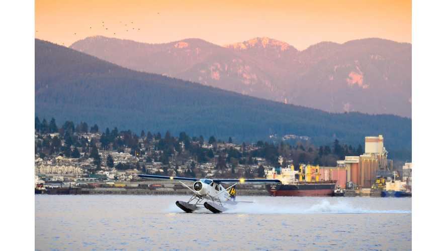 MagniX Is Transforming Harbour Air Seaplanes Into ePlanes