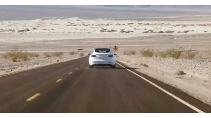 Tesla Model 3 Owners Have Driven Over 1 Billion Miles: Video