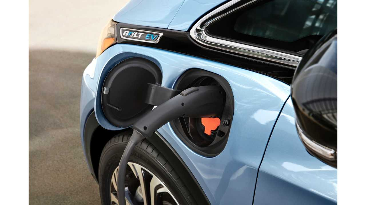 General Motors' Sustainability Report Rides On Future Mobility