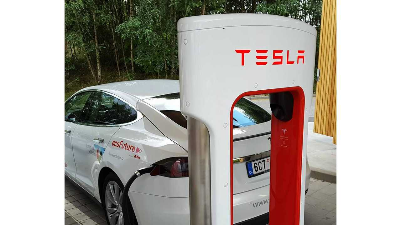 Is This How Tesla Supercharger Credits Will Work?
