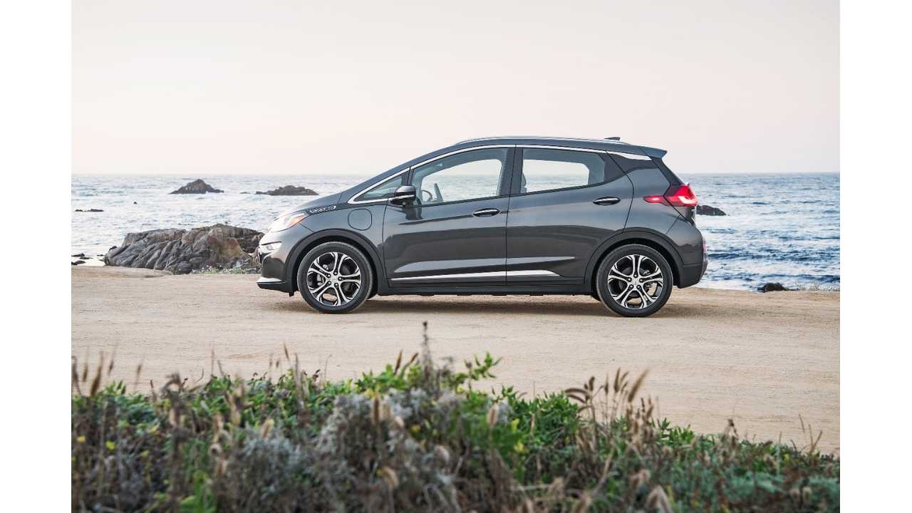 AeroVironment EVSE-RS Become Official Home Charging Station For Chevrolet Bolt EV