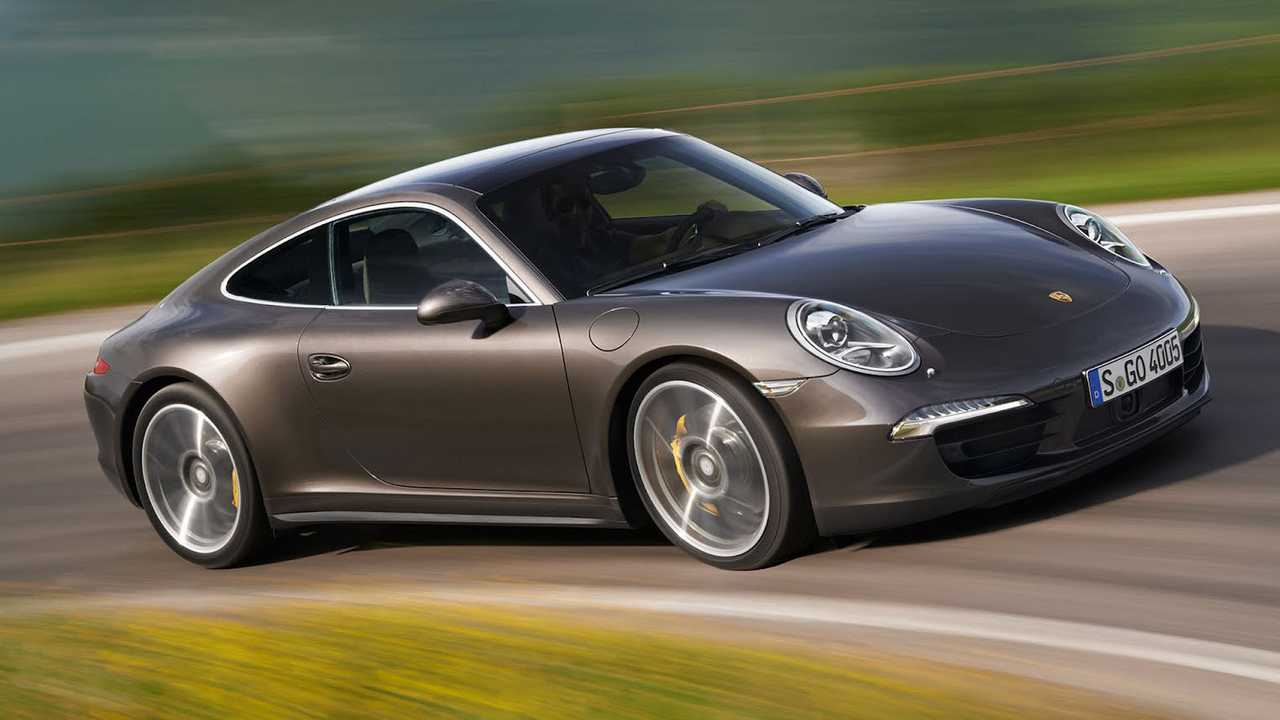 No Electric Porsche 911 Coming In Near Future, Instead More Petrol