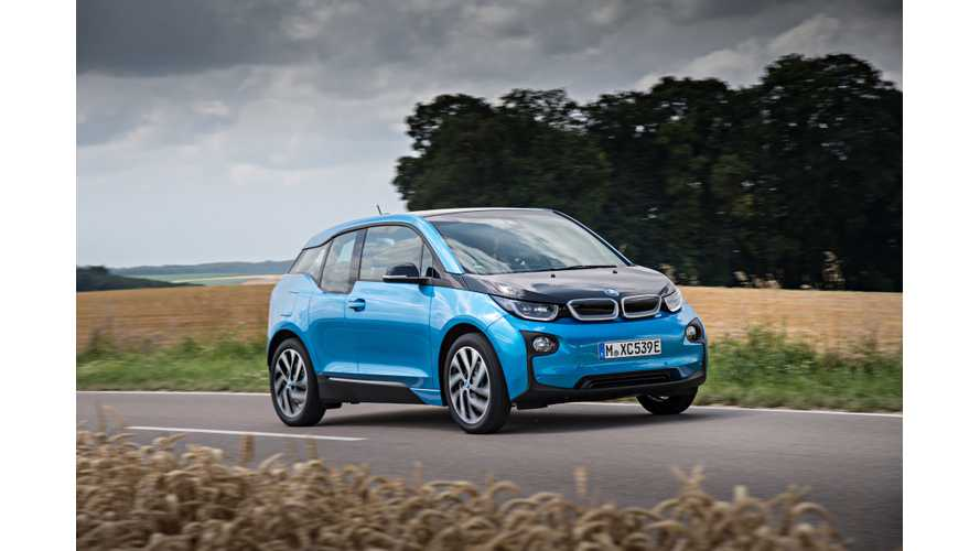 New 2017 BMW i3 33 kWh Preview Video, Range To Double Again In 5 Years