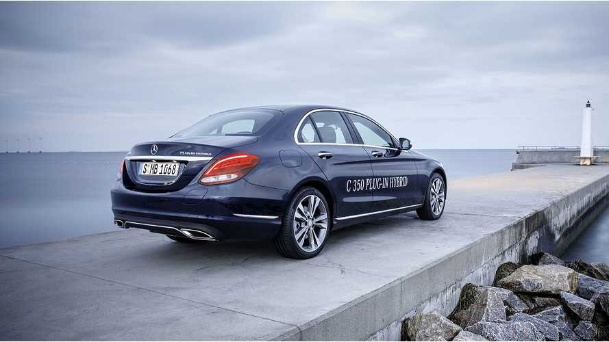Mercedes-Benz C350e Fall US Launch Delayed Into 2016