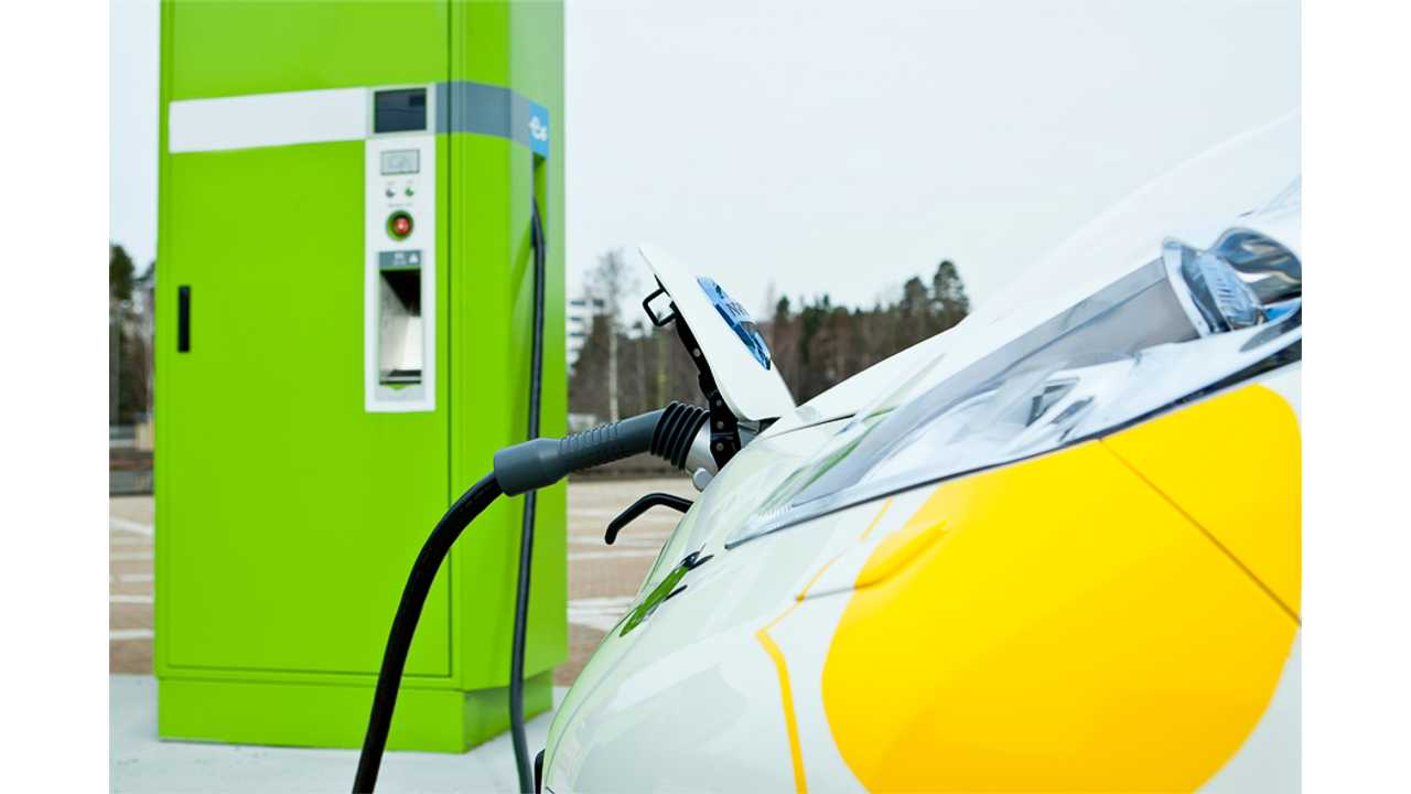 Fortum DC fast charger