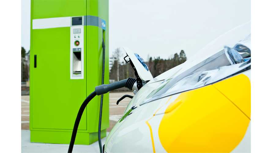 Fortum To Install 77 DC Fast Chargers In Southern Norway