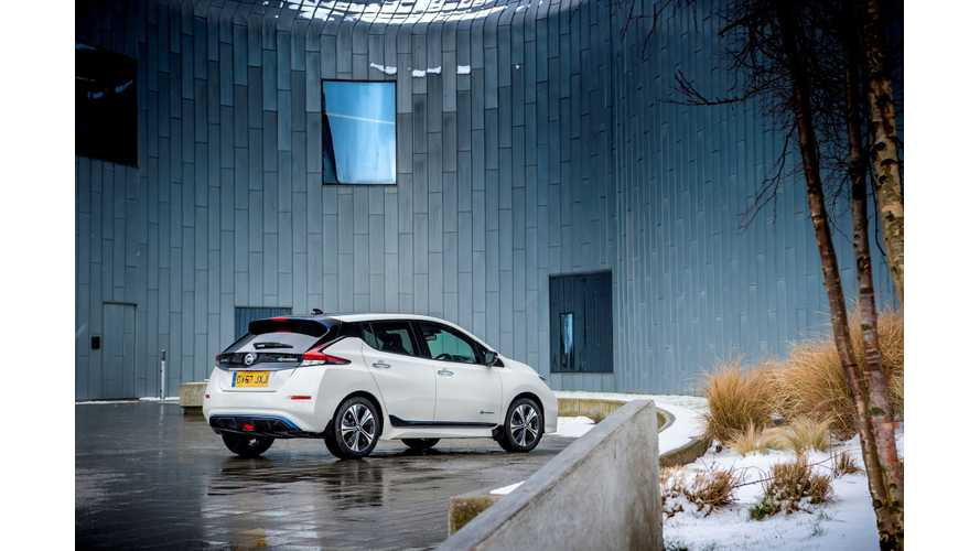 Nissan LEAF Outsells VW e-Golf In Netherlands By Ratio Of Over 2 To 1