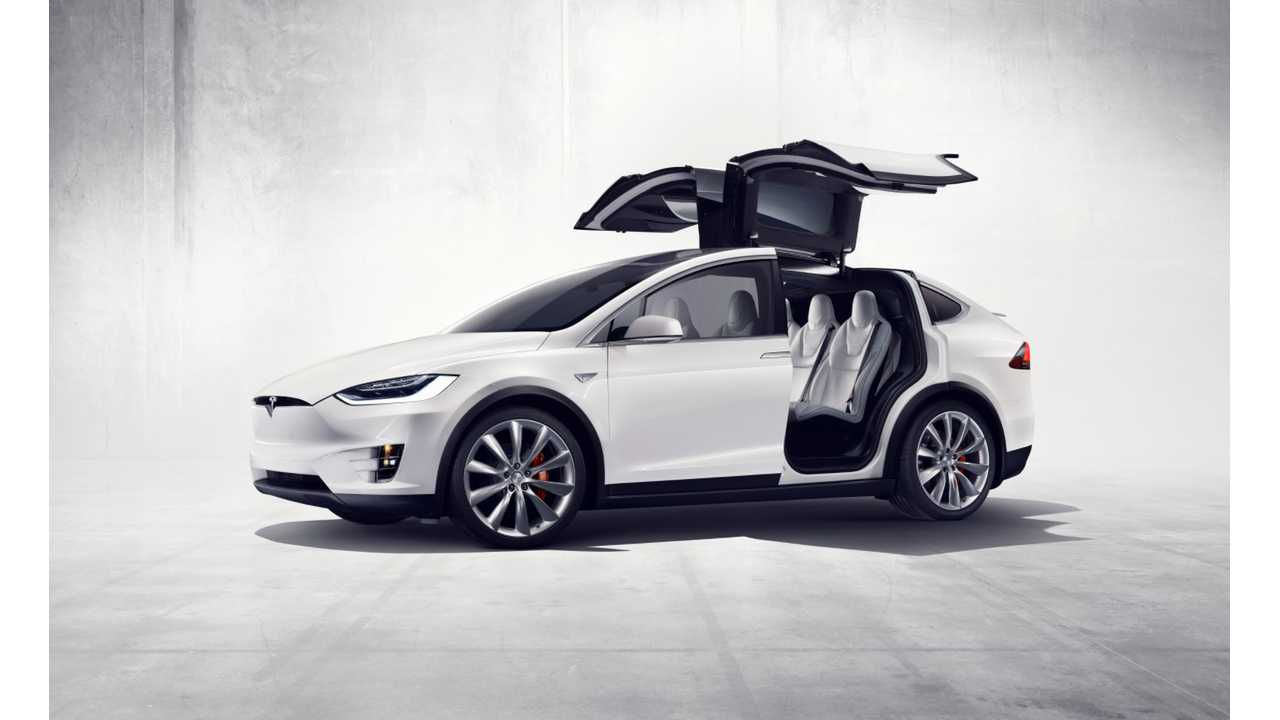 Tesla Model X Inventory Sells Out In Hours In China