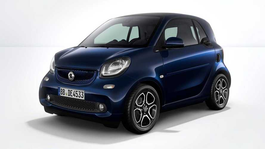 Special Edition Smart Fortwo Electric Arrives For Brand's 10th Anniversary In U.S.