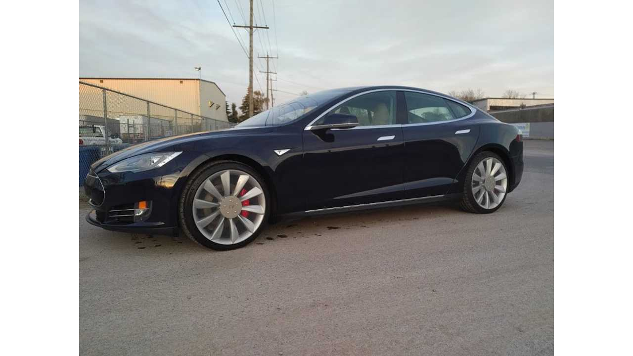 DIY: Clear Aero Covers For A Tesla