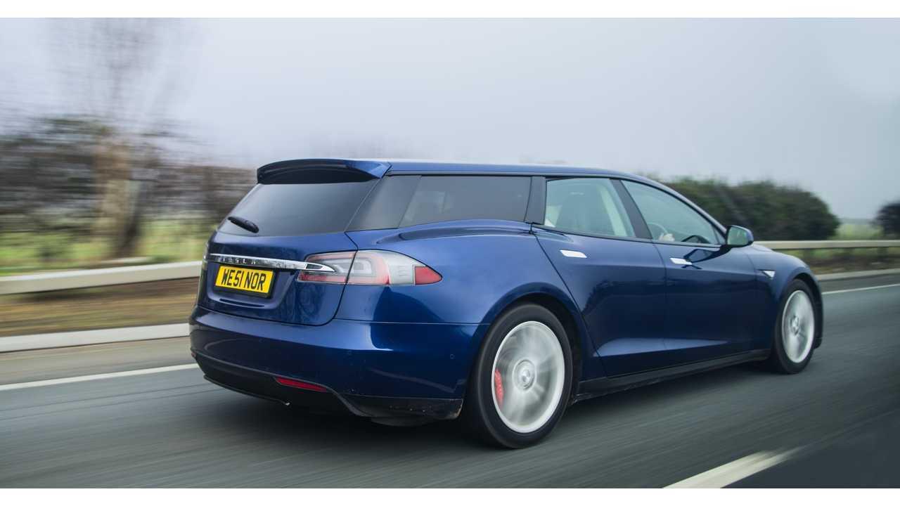 Tesla Model S Shooting Brake - What's It Like Inside & To Drive?