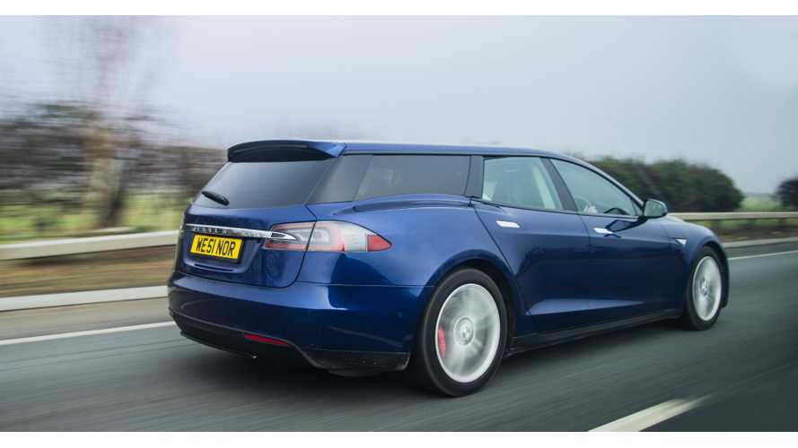 Tesla Model S Shooting Brake - What's It Like Inside & To Drive?