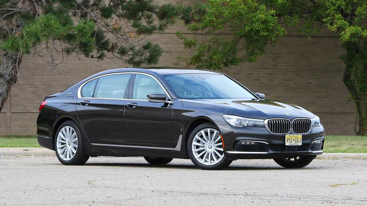 2017 BMW 740e Test Drive Review - Luxury Goes Slightly Electric