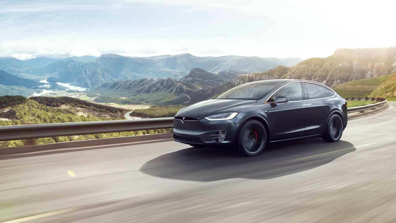 The Tesla Model X Is The Perfect Adventure Vehicle