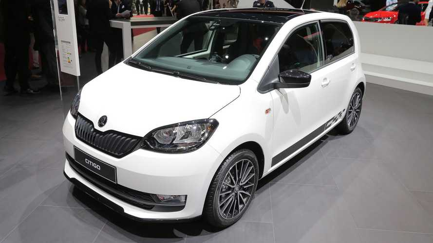 First Production Skoda Electric Car To Be Based On Citigo?