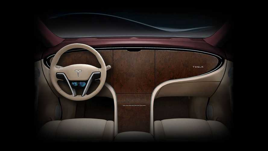 Perun 6h Concept Billed As Tesla Killer Or Maybe Next-Gen Model S...Okay