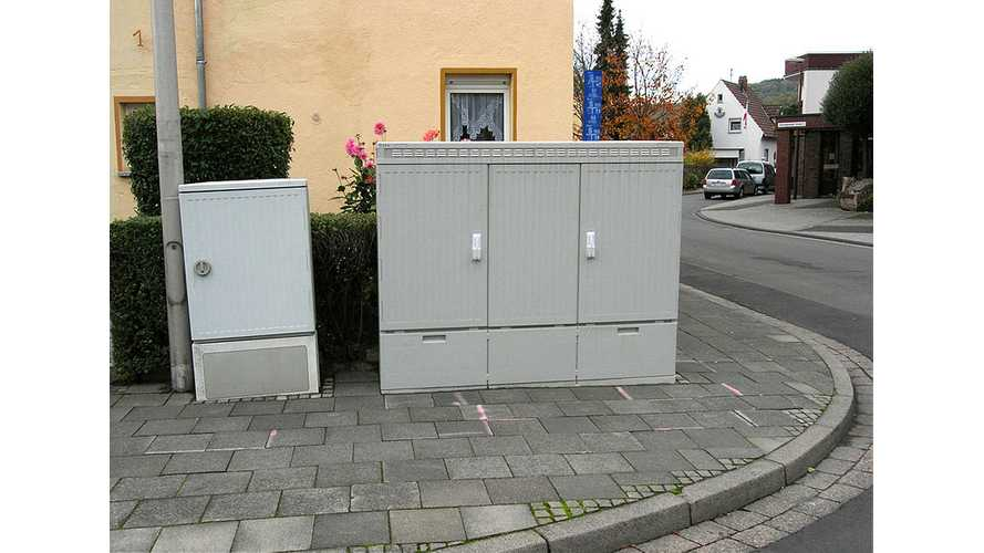 Germany To Convert 12,000 Distribution Boxes Into Chargers