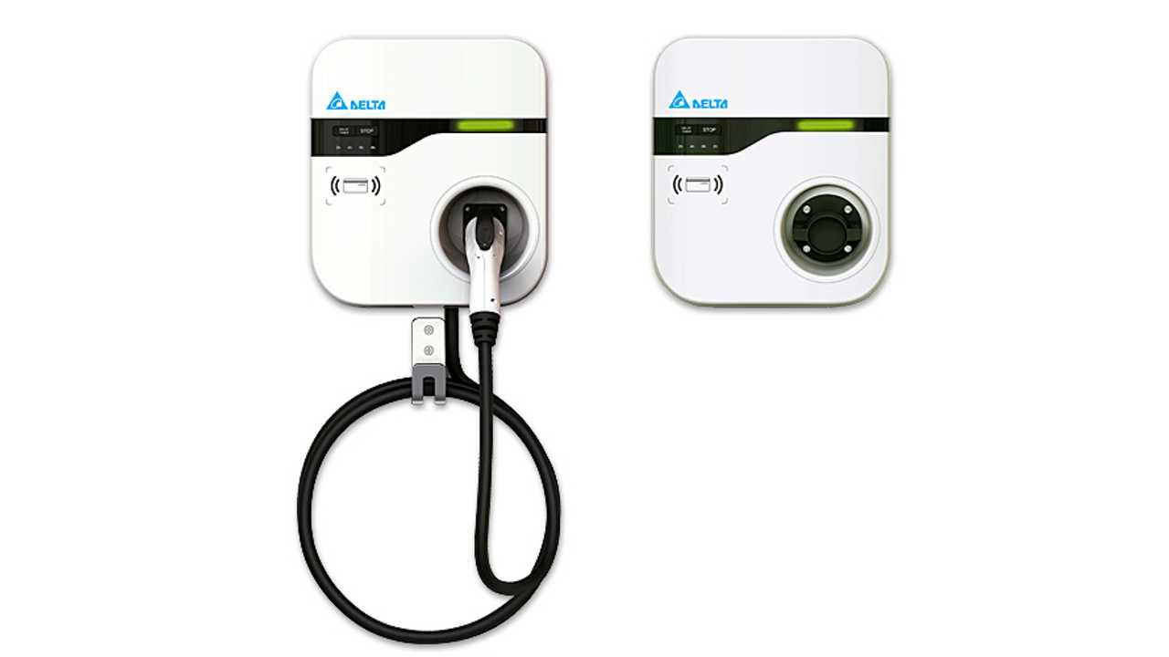 Delta Developing Super-Lightweight 95% Efficient 6.6-kW Bi-Directional Onboard Charger