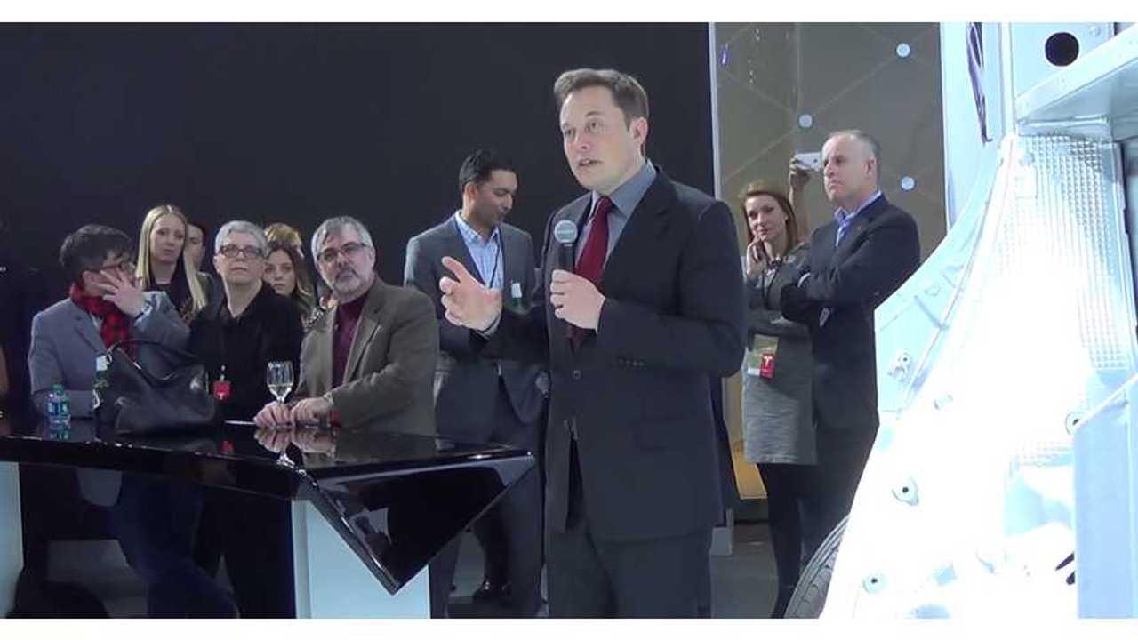 Elon Musk - KmanAuto