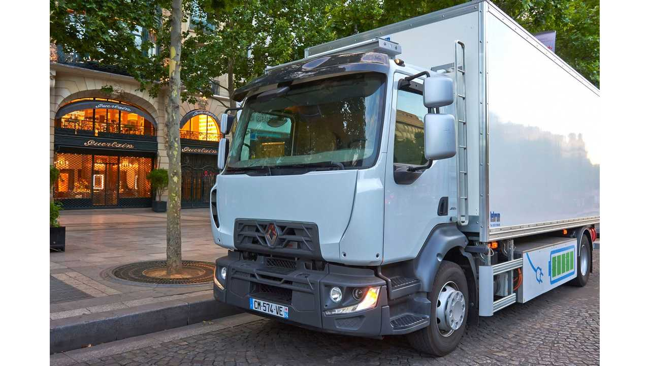 Navigant Research: Global Sales Boom Predicted For Medium- & Heavy-Duty Electric-Drive Commercial Vehicles
