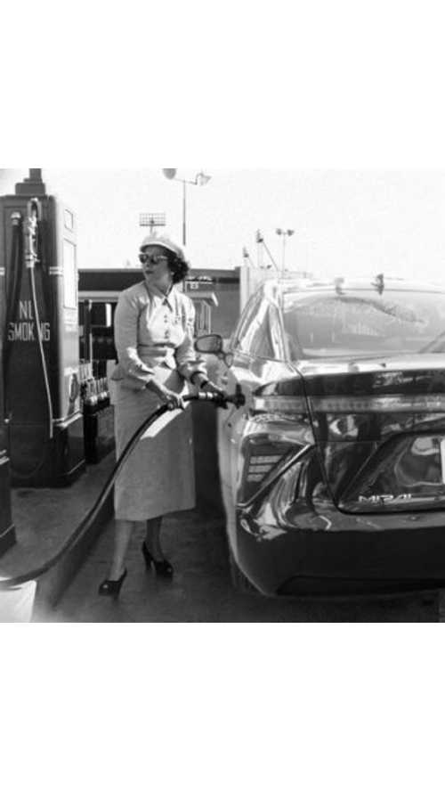 Op-Ed: Fuel Time For Fuel Cells And Gas Is So Yesterday