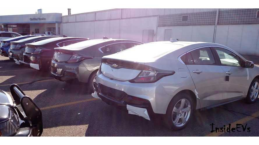 Save On Chevy Bolt, Volt: GM Launches Assistance For Storm Victims