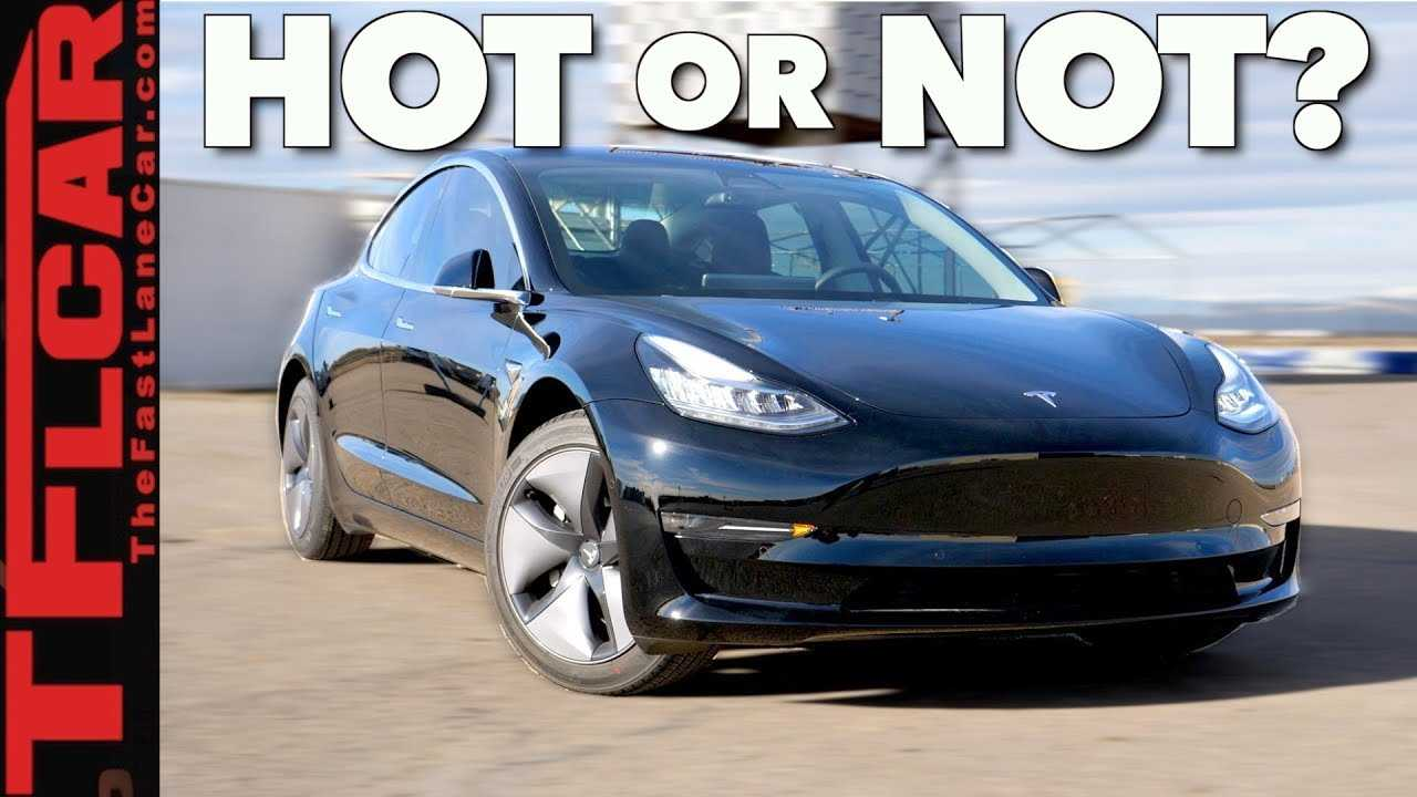 Watch To See If Tesla Model 3 Dual Motor Sets TFL Track Record