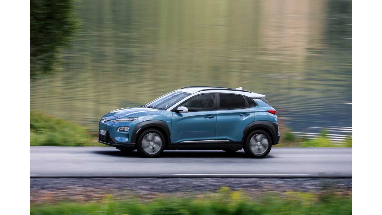 Hyundai Denies Most Of U.S. Access To Upcoming Kona Electric