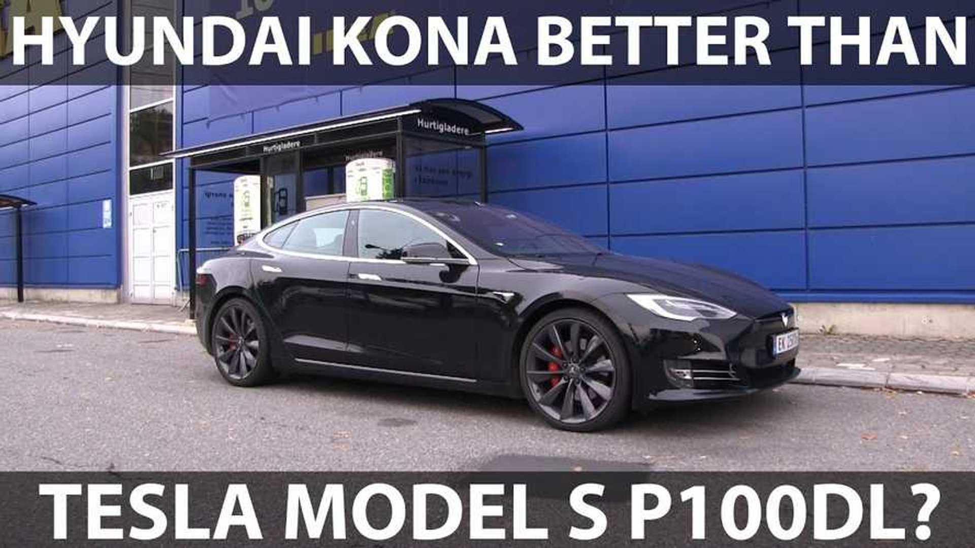 Bjørn Conducts Range Test On Tesla Model S P100D