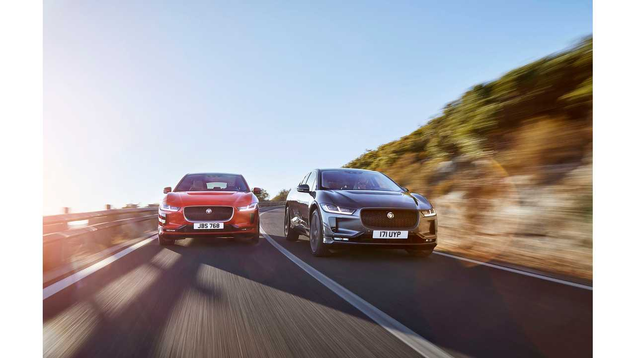 Jaguar I-Pace Range Test Yields Disappointing Results