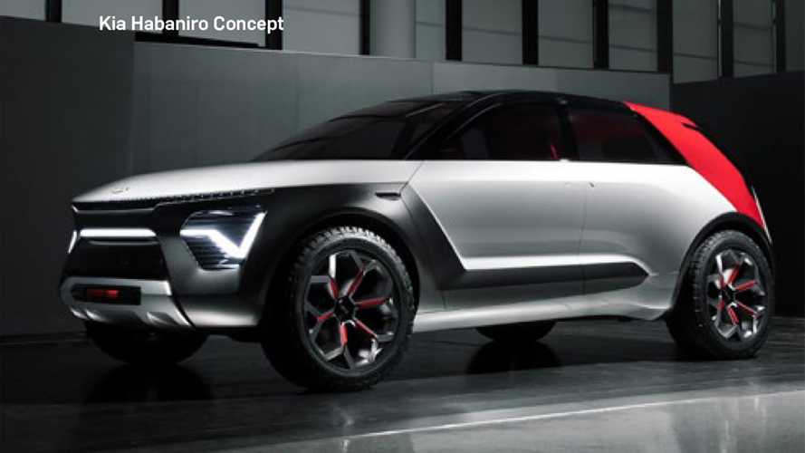 Kia Habaniro Concept allegedly leaks out as sporty crossover
