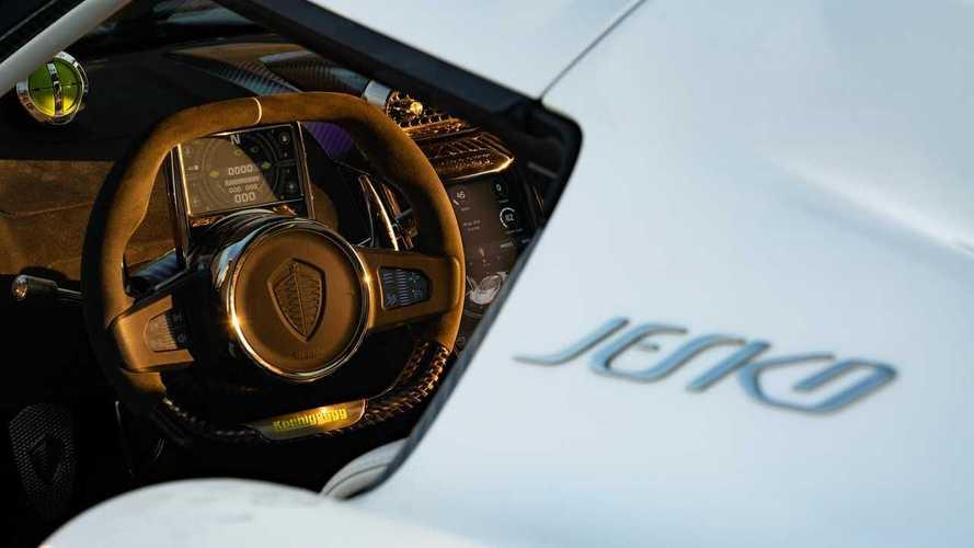 Koenigsegg Jesko, incontro ravvicinato con l'hypercar svedese
